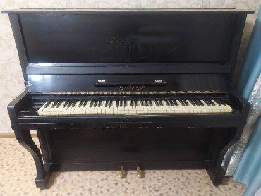 пианино-чайка в Кыргызстан: Продаю пианино настроенный с связи переездом за границу отдам