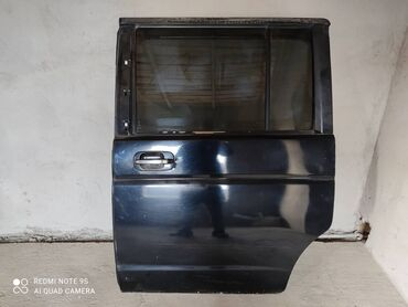 Дверь задний спада Родном краске обшивка все есть Реальным клиентам