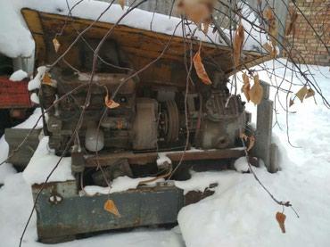 Двигатель с компрессором высокого в Бишкек