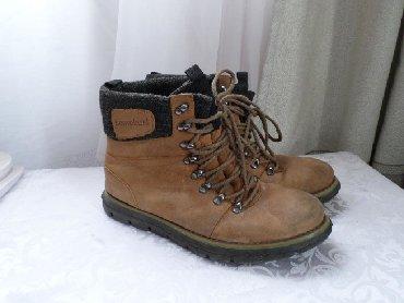 Мужские ботинки в Кыргызстан: Ботинки сапоги мужские зимние из Германии. Натуральная кожа. Размер