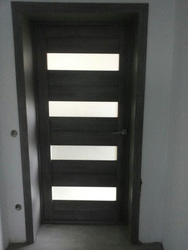 Установка дверей в Бишкек