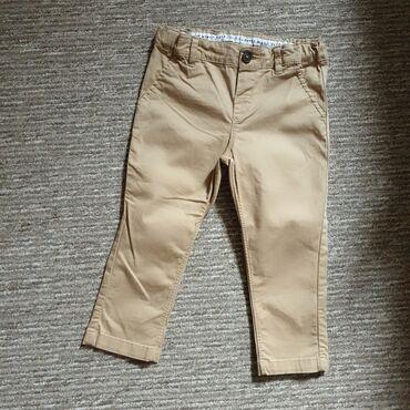 Pantalone c aelastin pamuk - Srbija: Hm decije pantalone,vel.98,potpuno novenenosenoodgovaraju do.3.5