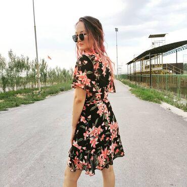 фасон узбекских платьев в Кыргызстан: Mamzel' - магазин женской одежды.    Платья Бесплатная доставка Кант