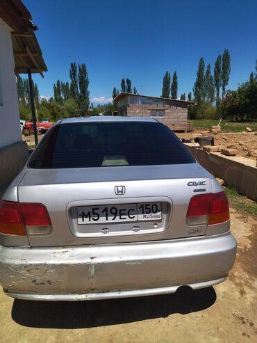 Транспорт - Кызыл-Суу: Honda Civic 0.5 л. 2000 | 350 км