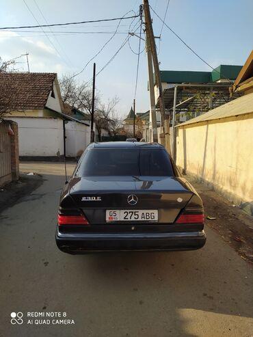 купить двигатель мерседес 3 2 бензин в Кыргызстан: Mercedes-Benz E 230 2.3 л. 1991