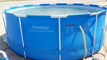 Bestway 56420 басейн в Xırdalan
