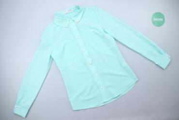 Жіноча яскрава блуза з декором Carica, p. XS   Довжина: 67 см Ширина п
