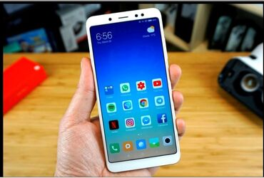 Б/у Xiaomi Redmi 5 Plus 32 ГБ Белый
