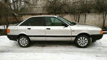 Audi 80 1986 в Кербен