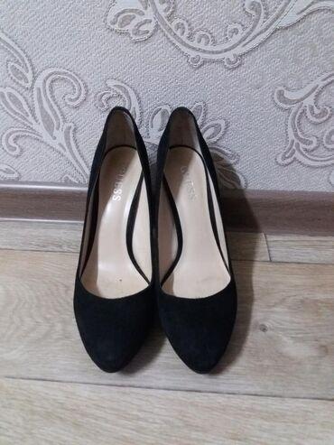 Продаются туфли из натуральной замши,в отличном состоянии