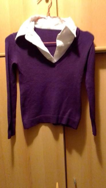 Majica dug - Srbija: Majica dugi rukav.Kao nova m veličina.Za sve prilike