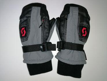 Antilop cizmuce - Srbija: Ski decije rukavice SCOTT L/6 kao nove, koriscene prosle zime. Na