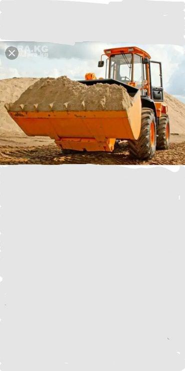 Песок доставка ивановский в Бишкек