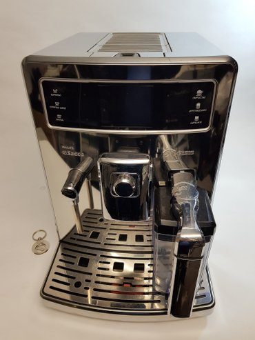 капсульная кофемашина nespresso с капучинатором в Кыргызстан: Кофеавтомат Xelsis 8946 с отпечатком пальца.Разыскиваются новые