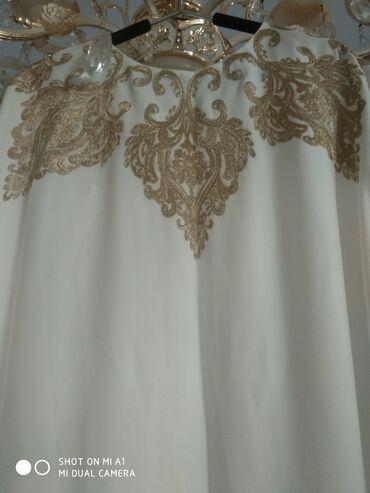 Платья - Состояние: Новый - Кок-Ой: Продам вечернее платье, покупала одевала всего 1 раз на торжество