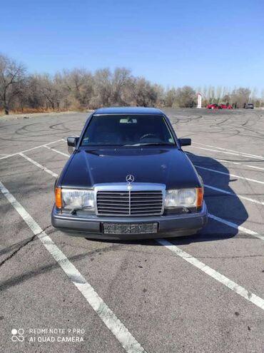 Mercedes-Benz W124 2.6 л. 1989 | 370000 км