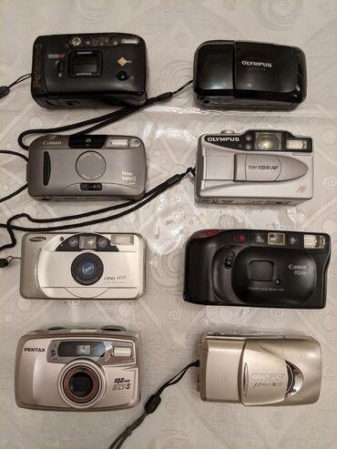 КУПЛЮ СТАРЫЕ фотоаппараты пленочные!(nikon, konica, contax, mamiya