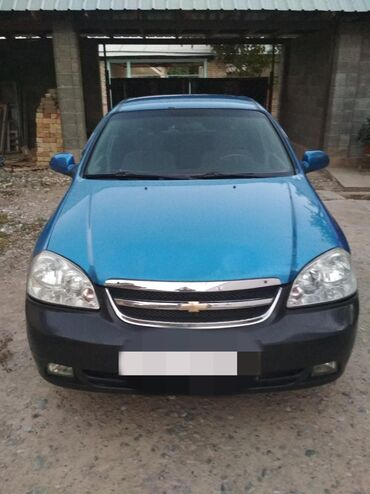 Транспорт - Базар-Коргон: Chevrolet Lacetti 1.6 л. 2004