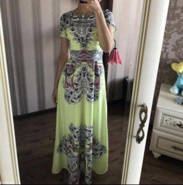 Продаю шикарное платье gucci,размер с новое) замужем не знакомлюсь!!! в Бишкек