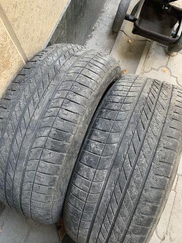 Продаю пару колес R20 275/45/20 На одной есть шишка Цена: 700сом