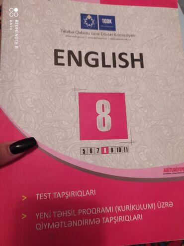 test-toplusu - Azərbaycan: İngilis dili test toplusu