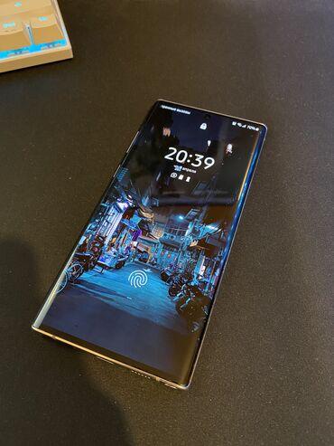 Samsung Note 10 Plus | 256 ГБ | Белый | Б/у | Сенсорный, Отпечаток пальца, Беспроводная зарядка