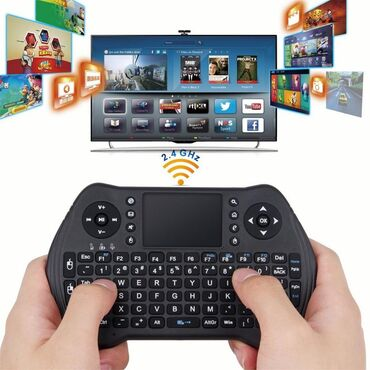 Klaviaturalar Bakıda: Bluetoothla cihazlara qoshulan mini klavyatura.MT10 modelidir.Diger kl
