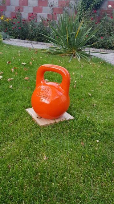 alfa romeo 155 25 mt в Кыргызстан: Продаю гирю 25 кг