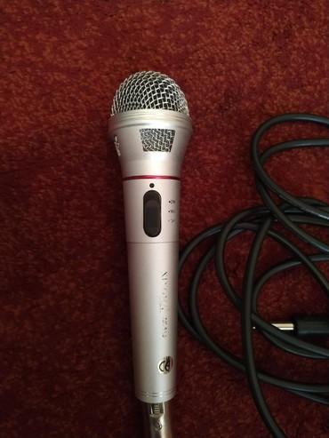 караоке в Кыргызстан: Микрофон караоке