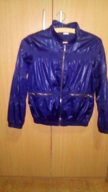 Benetton jakna - Pozarevac: Todor jakna za devojcice, vel. 10-12, malo nosena