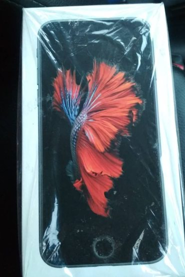 IPhone 6S 64 GB Space Grey орегенал не рефка в Бишкек