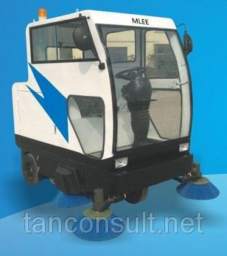 Уборочная машина MLEE-1860BСпецификация / номер