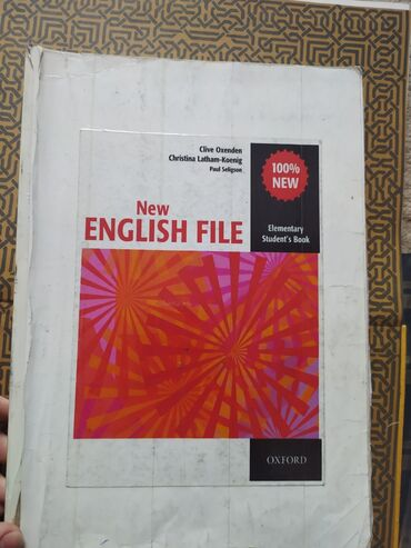 wexler book в Кыргызстан: New English fileElementary students book Pre-intermediate students
