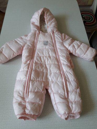 Комбинезон на девочку, размер от 4-х месяцев до 1.5 лет, удобный, каче