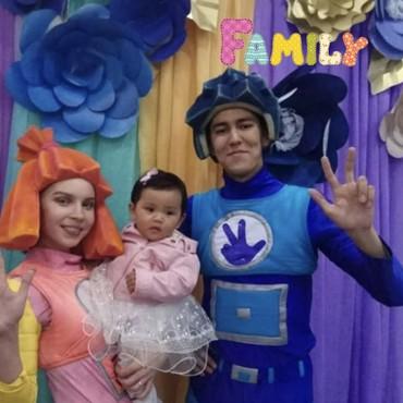 Развлечения - Кыргызстан: Семейное кафе «Family» с детской площадкой! Детские Дни рождения!