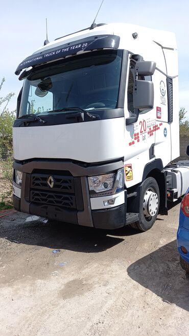 �������������������� 10 ������������ �������� �� �������������� в Кыргызстан: Срочно Срочно Рено Т 460лс 2015 год растаможен не оформлен сос идеял