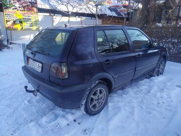 Мейманкана кыздары менен - Кыргызстан: Volkswagen Golf R 1.6 л. 1997 | 285 км