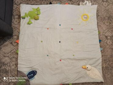 Детский коврик от икеа но малыш ручной не ползает