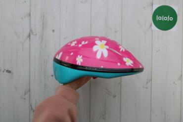 Спорт и отдых - Украина: Дитячий шолом з яскравим малюнком р.S (48-52 см)   Довжина шолому: 34