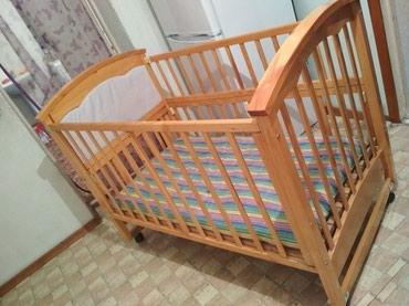Детский манеж кровать из чистого в Бишкек
