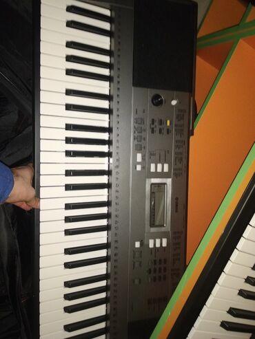 alətlər - Azərbaycan: Pianino Yamaha psr 3435 Oktava həcmində61 klaviaturaTəzə ModelRast