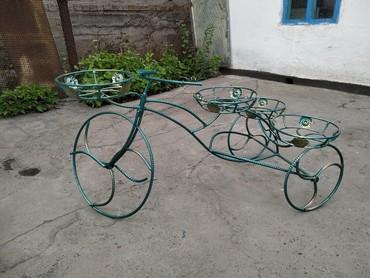 Другой домашний декор в Кыргызстан: Подставка для цветов. На заказ. город Токмок. Доставки нету