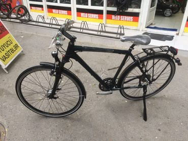 Bakı şəhərində MADE IN GERMANY velosiped satilir