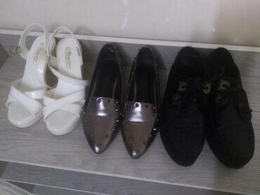 Обувь женская 35,36 размера, басаножки 35 размера новые, ботинки 35 ра