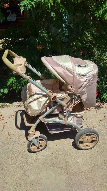 Продаю детскую коляску, зима-лето, в Бишкек