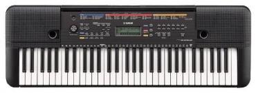 Синтезатор PSR-E263 - портативный клавишный инструмент начального
