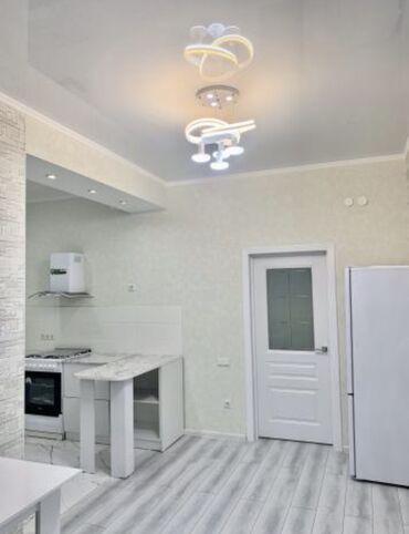 Долгосрочная аренда квартир - 2 комнаты - Бишкек: 2 комнаты, 62 кв. м С мебелью