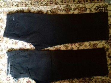 брюки полу классика мужские  (слакцы)в отличном состояни одевал пару р в Бишкек