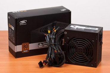 Продаю блок питания 700ват для компьютера DeepCool DA700состояние
