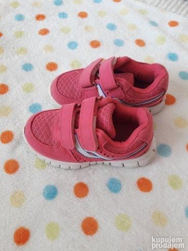 Dečije Cipele i Čizme | Uzice: Prodajem patike za devojcice, br.25 i 27. Jedan par kosta 500